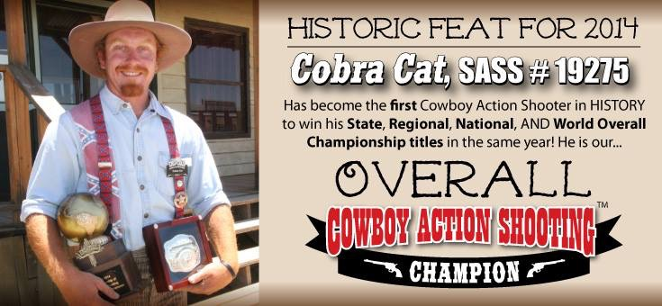 Cobra Cat, SASS #19275